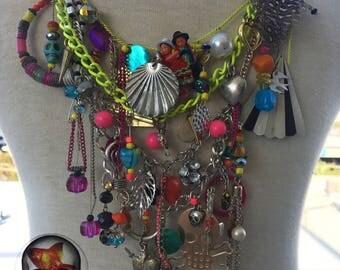 Festival Collect:  Treasure Necklace