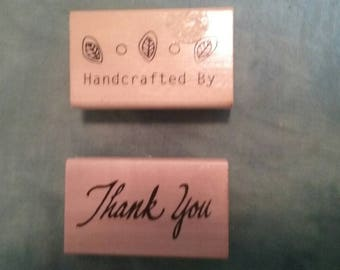 Merchants rubber stamps