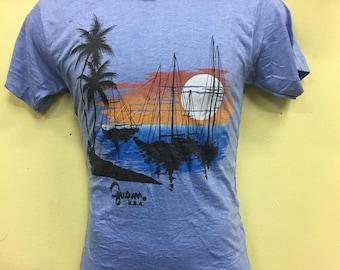 Vintage Hawaii Guam USA