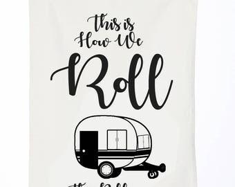 Dish Towel / Tea Towel / Monogram / Kitchen Decor / Housewarming Gift / Wedding Gift / Engagement Gift / Flour Sack Towel / Personalized