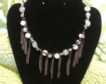 Fresh Water Pearls/Choker necklace