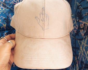 Bit rude cap