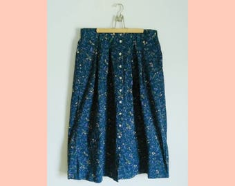 90s grunge / 90s grunge skirt / 90s clothes / Floral Maxi Skirt / Long Skirt / Long Skirts for Women / Northern Reflections / 1990s