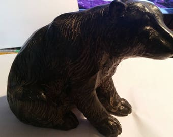 Vintage Black Forest Bear