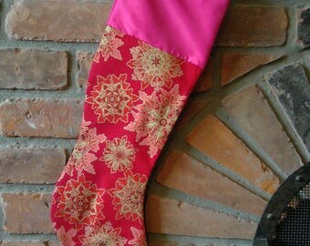 Unique Christmas stocking 027