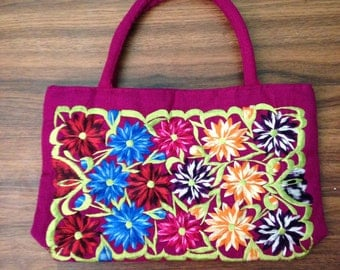 mexican art bag