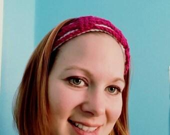 Double layer spider headband