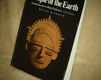 People of the Earth vintage book