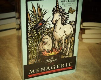The Magical Menagerie Tarot Deck
