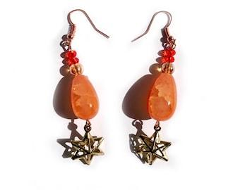 Orange Amber Mingmei A1