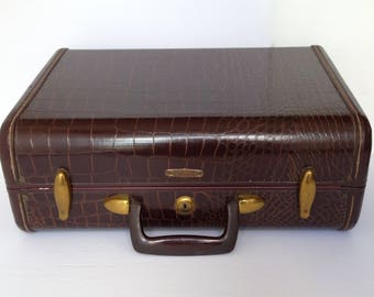 Samsonite luggage 1950s