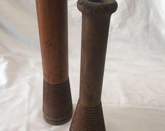 vintage giant spools