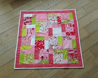 Baby Patchwork Quilt