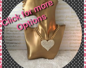 Jeweled collar pop chandelier  bib necklace, gold bib necklace, ethnic statement bib necklace, collar necklace chunky bib necklace, unique