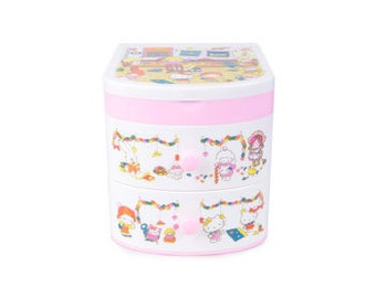 Sanrio Multi-Character Vintage Chest