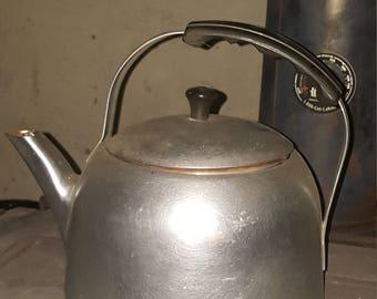Vintage Wear Ever Tea Kettle