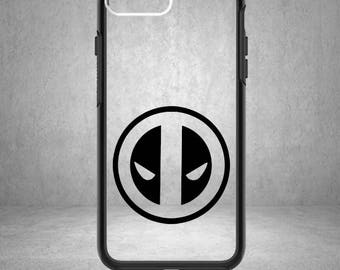 Deadpool Vinyl Decal, Deadpool Sticker, Deadpool Decal, Phone Case, Deadpool, Deadpool Stickers, Superhero