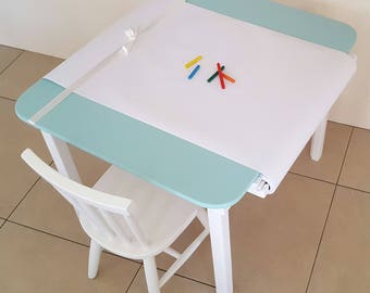 Childs craft table and chair
