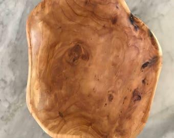 Decorative Wood Bowl