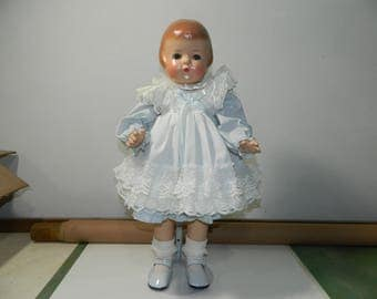 "Patsy Lou Doll by EFFANBEE 22"" tall (1935)"