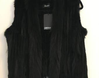 Vintage Jacket - Faux Fur