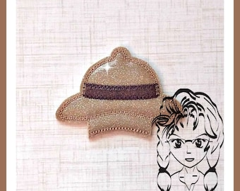 SaFARI HaT Center (Add On ~ 1 Pc) Mr Miss Mouse Ears Headband ~ In the Hoop ~ Downloadable DiGiTaL Machine Embroidery Design by Carrie
