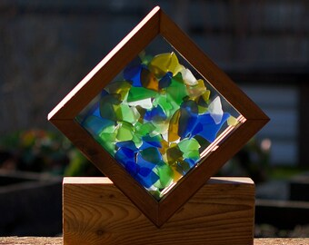 Sun Catcher Kaleidoscope Freestanding Windowsill Suncatcher