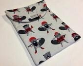 Burly Beaver Print Diaper Pod- Diaper Carrier- On the G...