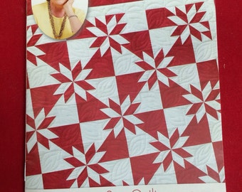 Quilt in a Day- Le Moyne Star Quilt by Eleanor Burns