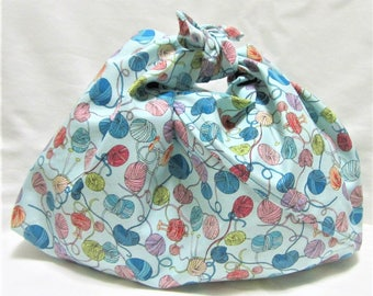 NEW - Small Bento Knitting Project Bag