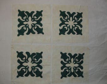Hawaiian Turtle Applique