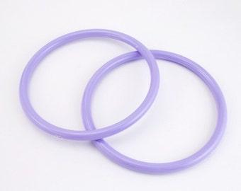 Lavender Bangle (2 Pcs) #BAN014