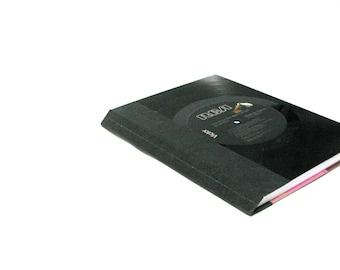 Scott Baio - Vinyl Record LP Notebook