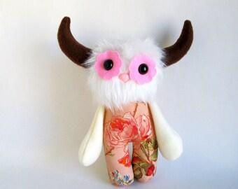 Autumn Rose Monster Chelsea Garden Flower Kids Toys Stuffed Animal Doll Plush Toy Gift for Niece