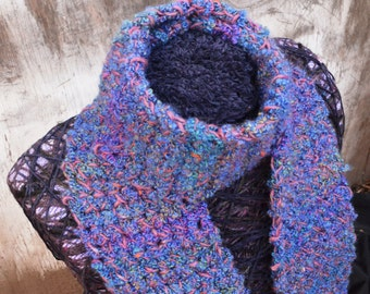 Wool and Acrylic Scarf (FREE SHIPPING)