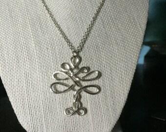 SALE! Celtic Tree Necklace