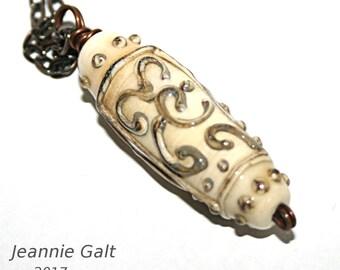 Lampwork  Art Jewelry by Jeanniesbeads #1882