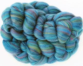Ashland Bay Merino Baltic colorway, Ashland Bay Combed Top to Spin or felt, Merino Roving, Merino Top, Spinning Fiber