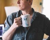 Large Mug: you pick the art