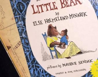Vintage Little Bear Book