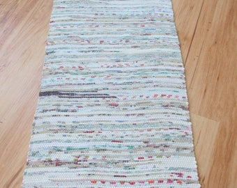 GRANNIE'S FAVORITE Flannel Woven Throw Rug 176
