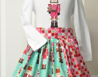 2pc. The Nutcracker Skirt - size 4T - READY TO SHIP!!!