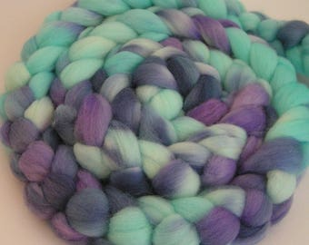 Roving Fiber Top Wool Columbia ARENDELLE easy spin 4 oz FALKLAND Gorgeous Spin Felt Craft