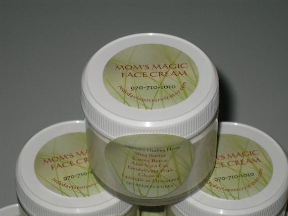 Magic face cream
