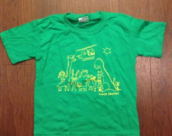 Youth Small (6-8) T-shirt