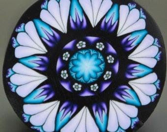 Large Polymer Clay Flower Cane -'Fresh Start' (42ee)