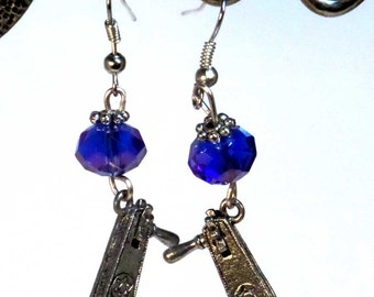 Purim Earrings
