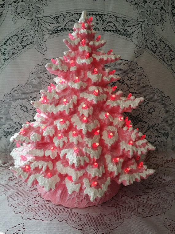 17 Frazier Fir Lighted Ceramic Christmas By