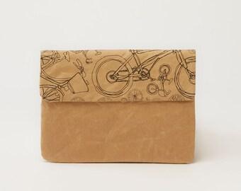 Bicycles Mini Paper Sleeve