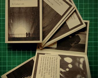 To the End of Time | a photography minifesto zine